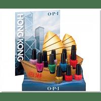 Esmaltes OPI Colección Hong Kong