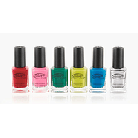 Esmaltes Color Club Coleccion Fiesta