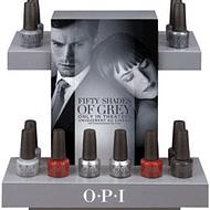 Esmaltes OPI Colección 50 Shades Of Grey