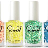 Esmaltes Color Club Colección Poptastic Remix