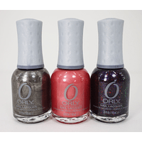 Esmaltes Orly colección Birds of a Feather