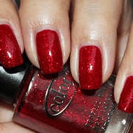 Esmalte Color Club Ruby Slippers