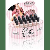 Esmaltes Color Club Coleccion All About French
