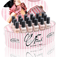 Esmaltes Color Club Coleccion All About French