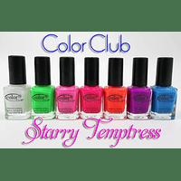 Esmaltes Color Club Coleccion Starry Temptress