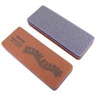 Block Sponge Boards Morado/Naranja (Grueso/Medio)