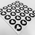 Vinilos TwinkledT Single Heart 25 unidades