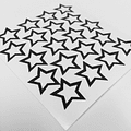 Vinilos TwinkledT Star 20 unidades