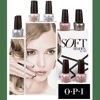 Esmaltes OPI Colección Soft Shades 2015