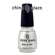 China Glaze First and Last Base y Top Coat