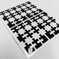 Vinilos TwinkledT Puzzle 36 unidades