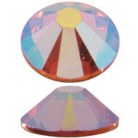 Cristales Swarovski SS16 Padparadscha AB