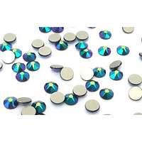 Cristales Swarovski SS9 Scarabaeus Green