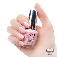 Esmalte OPI Infinite Shine - Pretty Pink Perseveres