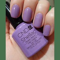 Esmalte permanente CND Shellac Lilac Longing 7.3 ml