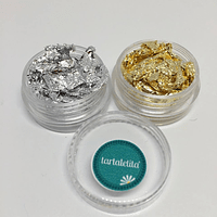 Lamina de oro/plata