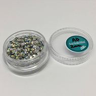 Cristales de resina AB 2 mm