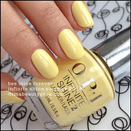 Esmalte OPI Infinite Shine - Bee Mine Forever