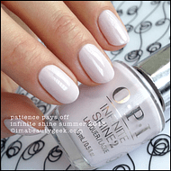 Esmalte OPI Infinite Shine - Patience Pays Off