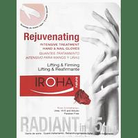Guantes tratamiento intensivo para manos y uñas Iroha Nature