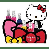 Esmaltes OPI Colección Hello Kitty