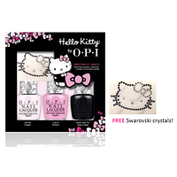 Set esmaltes OPI Hello Kitty Sparkle and Shine