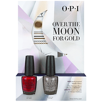 Set OPI Over the Moon for Gold