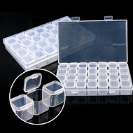 Caja organizadora 28 compartimentos