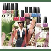 Esmaltes OPI Colección New Orleans