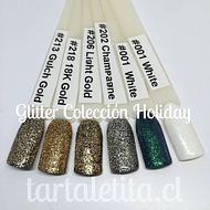 Glitter colección Holiday
