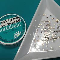 Cristales Swarovski SS3 Crystal AB