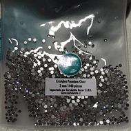 Cristales Clear 2 mm 1440 piezas
