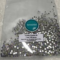 Cristales Clear AB 2 mm 1440 piezas