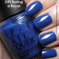 Esmalte OPI Dating a Royal