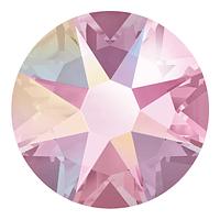 Cristales Swarovski SS16 Light Rose AB