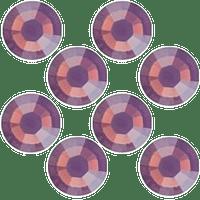 Cristales Swarovski SS5 Cyclamen Opal
