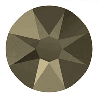 Cristales Swarovski SS7 Light Gold
