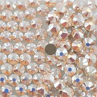 Cristales Swarovski SS12 White Opal AB