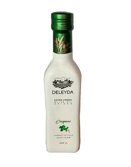 Aceite de Oliva Premium Oregano 250 ml