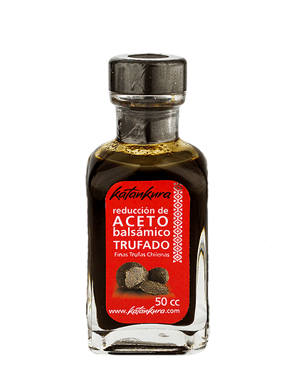 Reducción de Aceto Trufado 50 ml