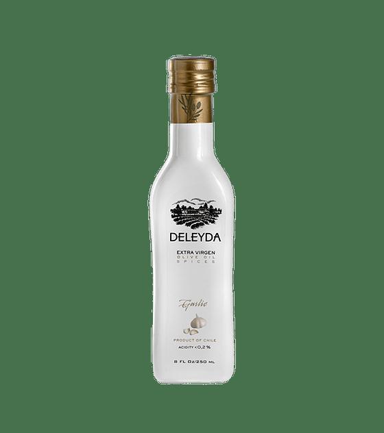Mix 12 Deleyda 250 ml Albahaca Ajo Merkén Premium