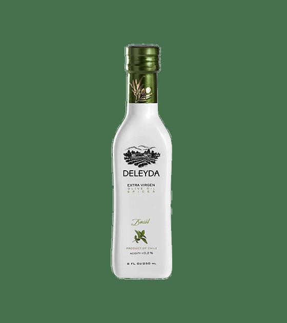 Mix 12 Deleyda 250 ml Albahaca Ají Merkén Premium