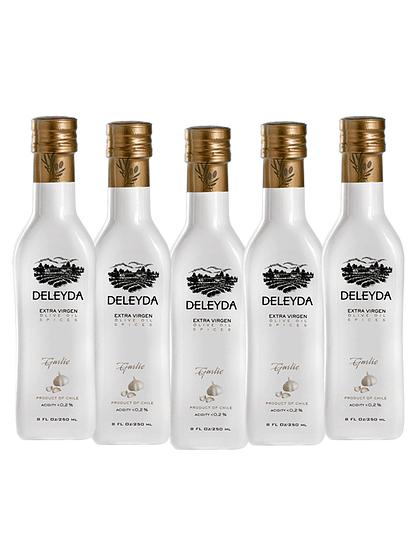 12 Aceite de Oliva Ajo 250 ml