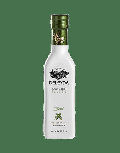 12 Aceite de Oliva Albahaca 250 ml