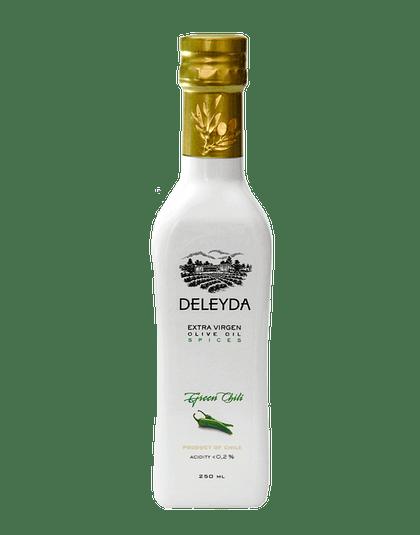 12 Aceite de Oliva Ají Verde 250 ml
