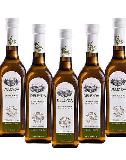 12 Aceite de Oliva Classic 500 ml