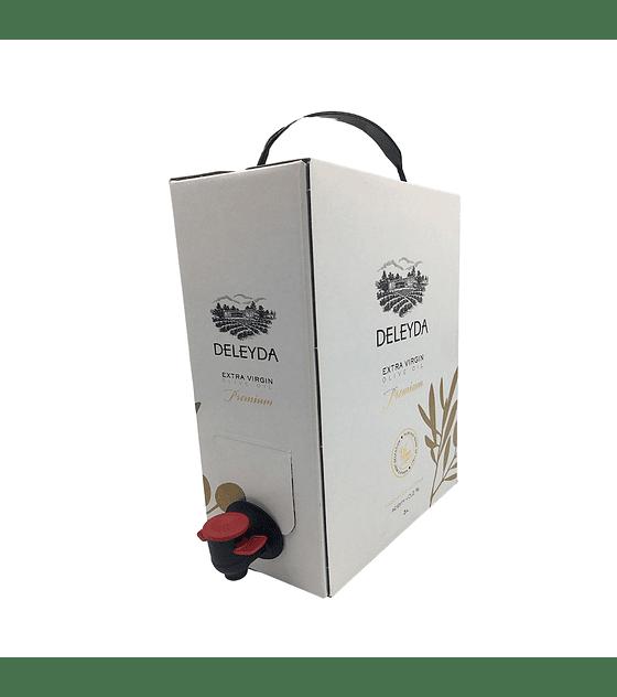 Aceite de Oliva Premium 3 litros