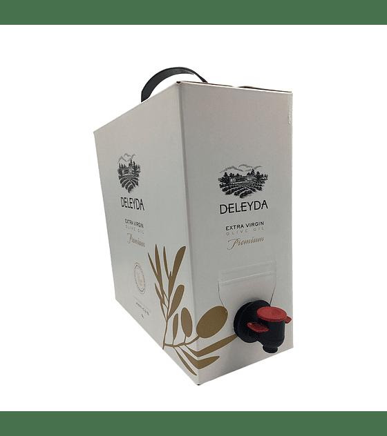 Aceite de Oliva Premium 5 litros