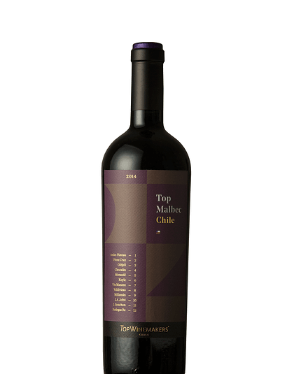 Top Malbec de Chile