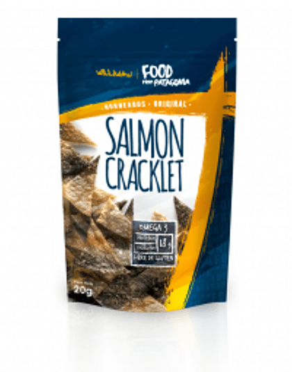 Salmon Cracklet Original